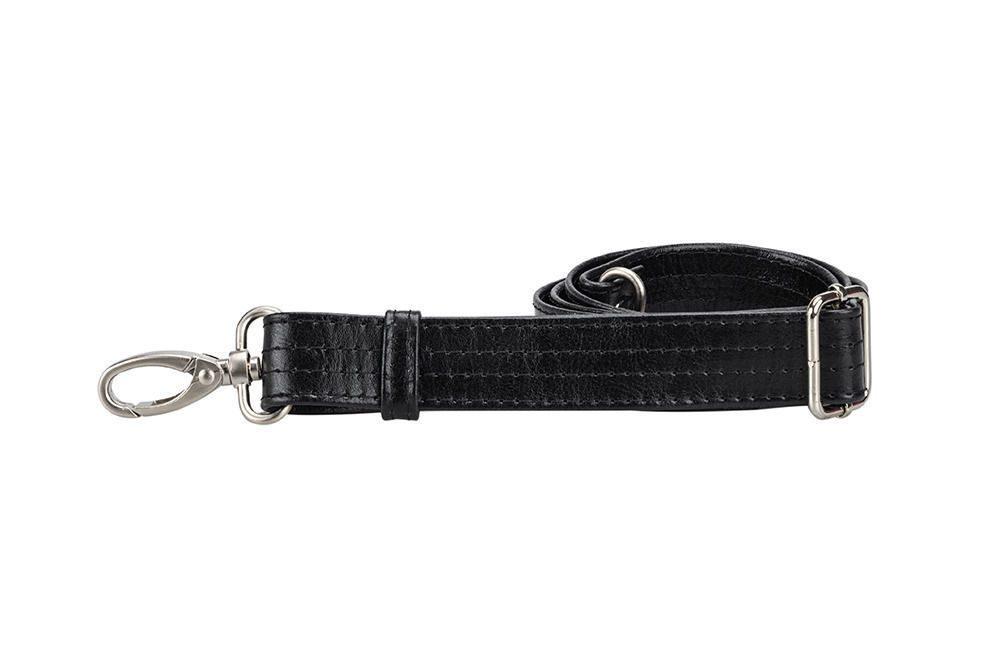Solier pánská kožená taška SL03 black (černá)