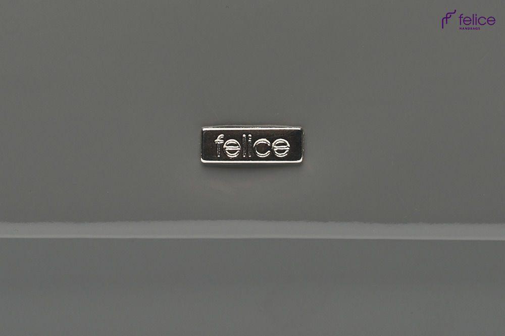 FELICE DÁMSKÉ PSANÍČKO F13 - GREY SHINY