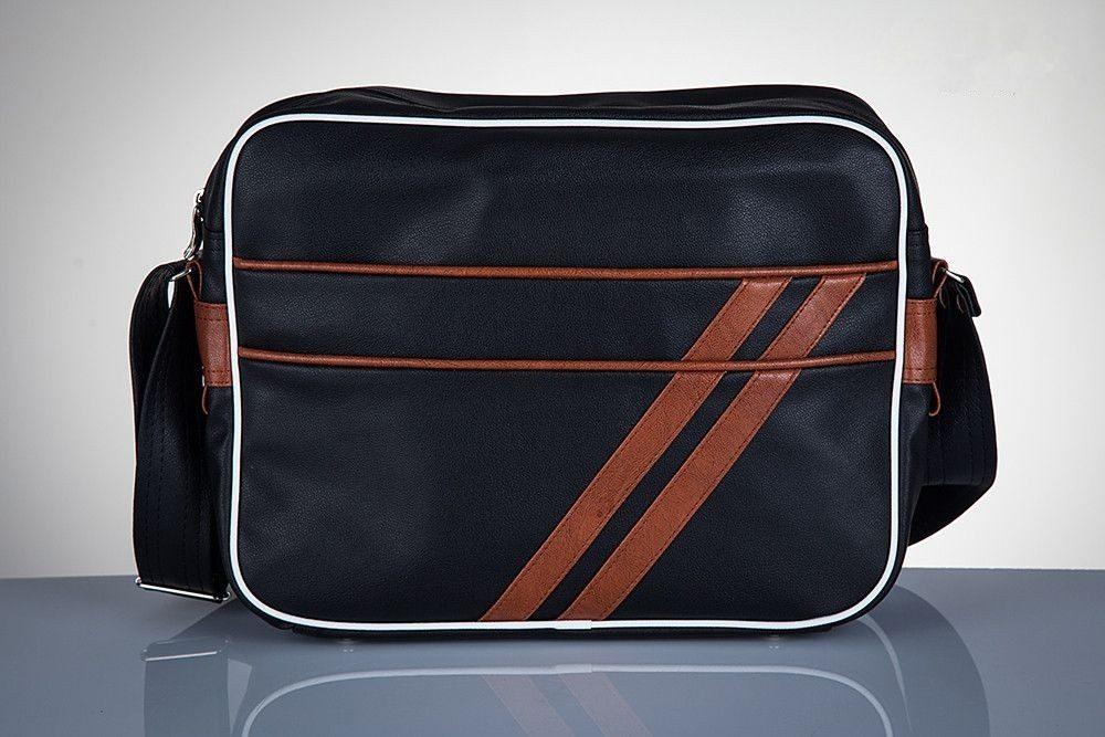 Solier taška přes rameno MS2 červená