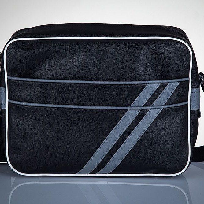Solier taška přes rameno MS2 šedá