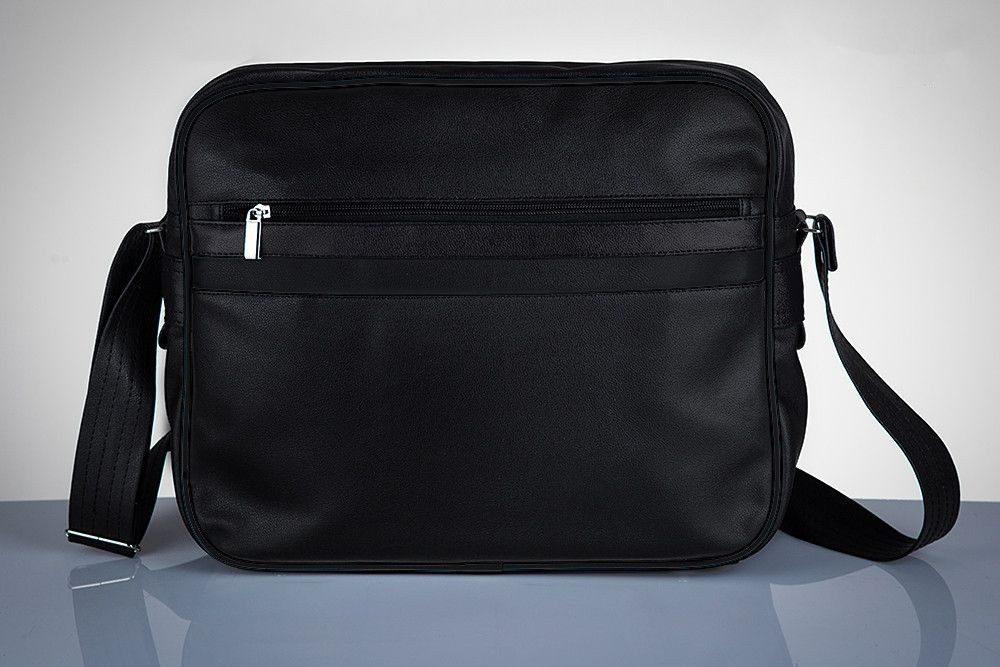 Solier taška přes rameno MS1 černá