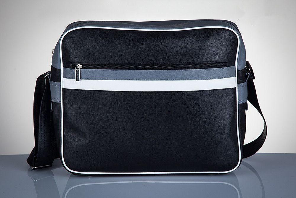 Solier taška přes rameno MS1 šedá