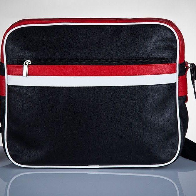 Solier taška přes rameno MS1 červená