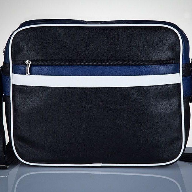 Solier taška přes rameno MS1 modrá