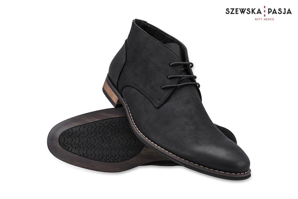 Vysoký boty Chukka