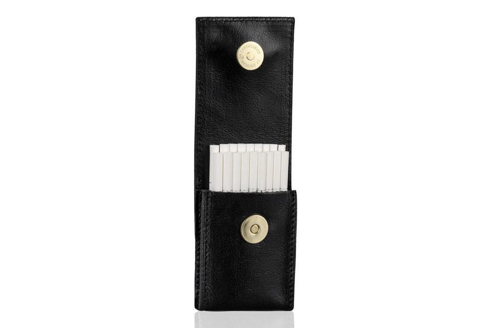FELICE kožené pouzdra na krabičky od cigaret FA14 SLIM - CLARET