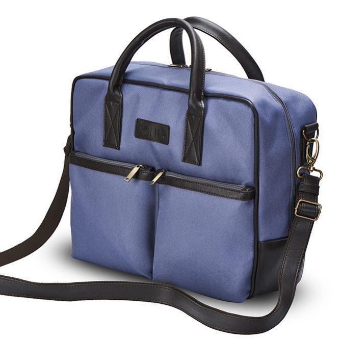 Solier taška na notebook S23 blue (modrá)