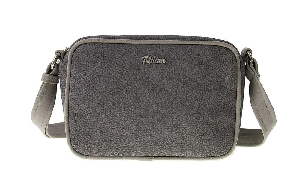 DÁMSKÁ CROSSBODY KABELKA MILTON ML01 - LIGHT GREY