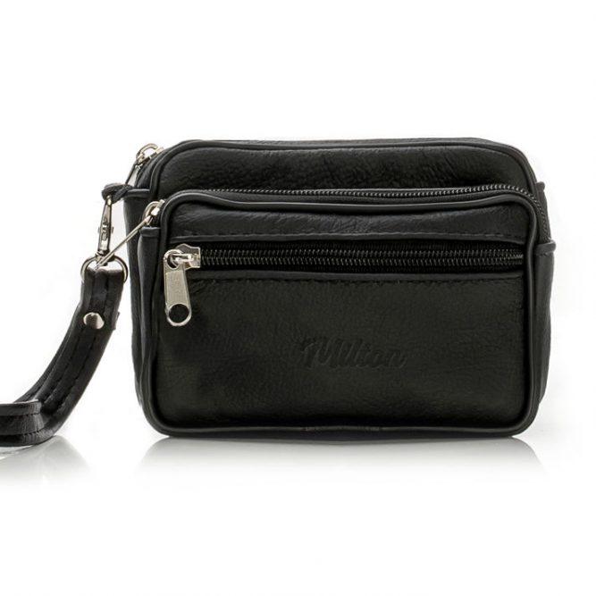Pánská taška do ruky milton ml23 - black