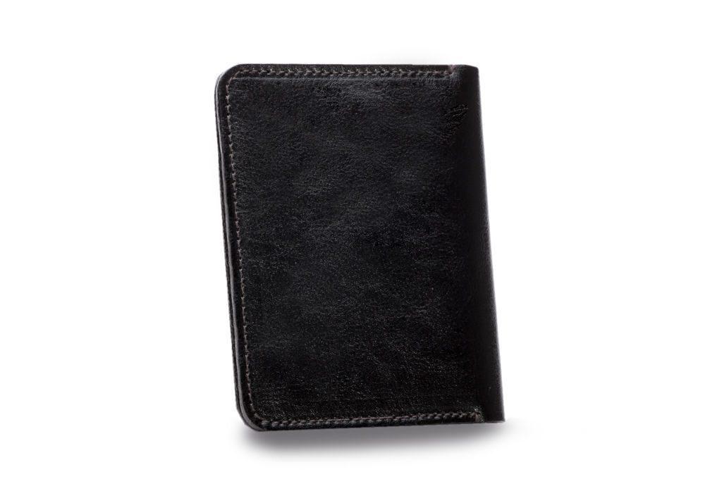 Elegantní kožená pánská peněženka značky SOLIER SW15A - DARK BROWN