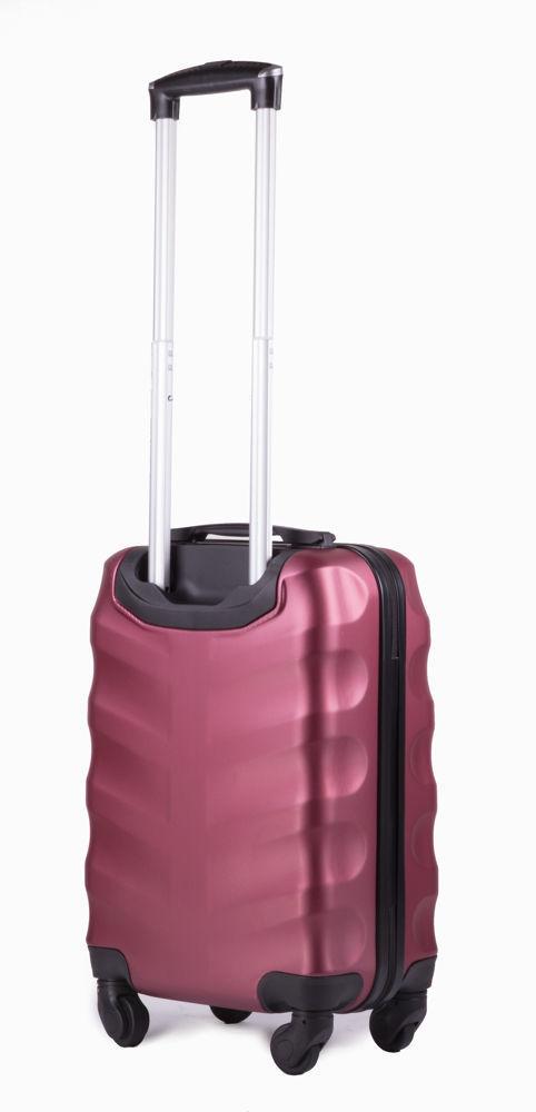 Solier cestovní kufr STL402 ABS WINE XS