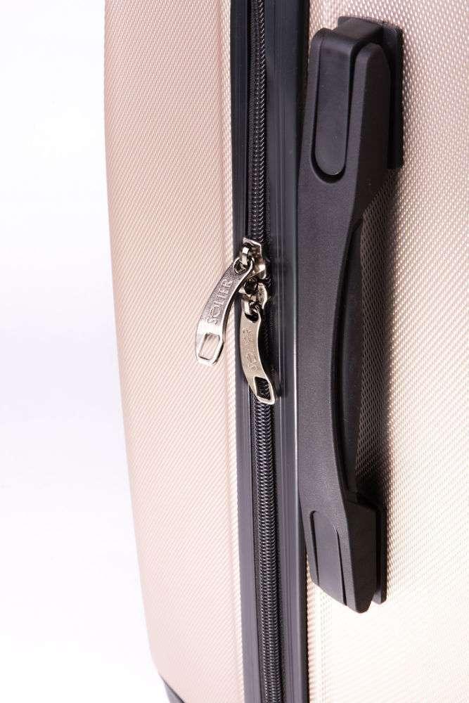Cestovní kufr STL402 ABS DARK GREEN M