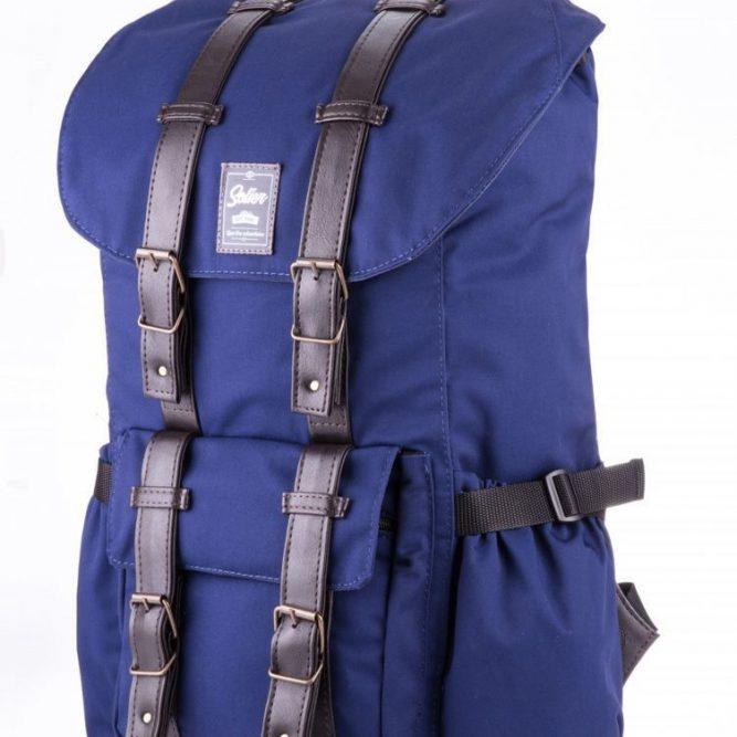 Solier vodotěsný sportovní batoh SV01 modrý (navy)