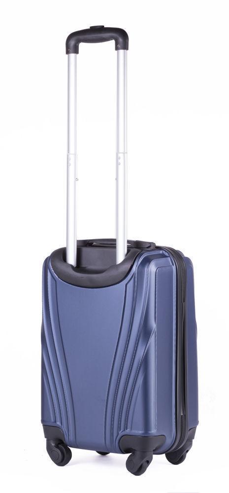 Solier cestovní kufr STL319 ABS NAVY S