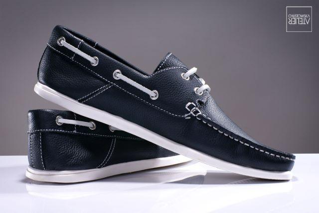 Námořnické mokasíny, polobotky Boat Shoes