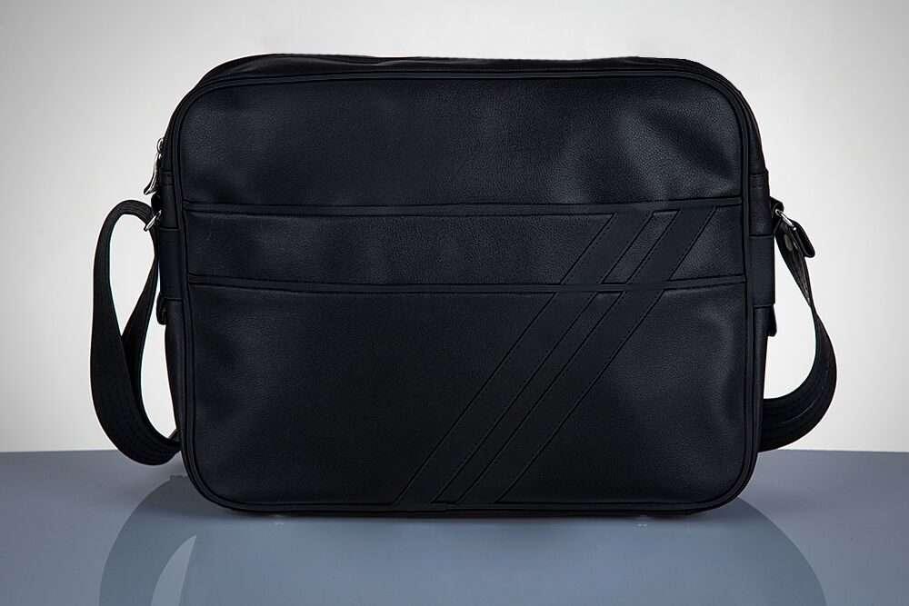 Solier taška přes rameno MS2 černá