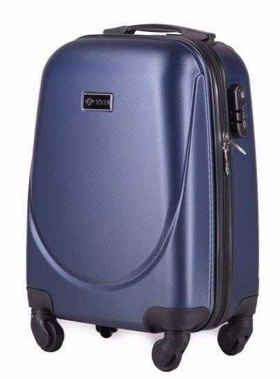 Solier cestovní kufr STL310 ABS NAVY S