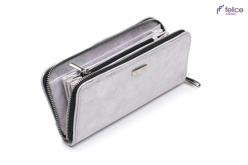 FELICE dámská peněženka P03 - SILVER DUBAI