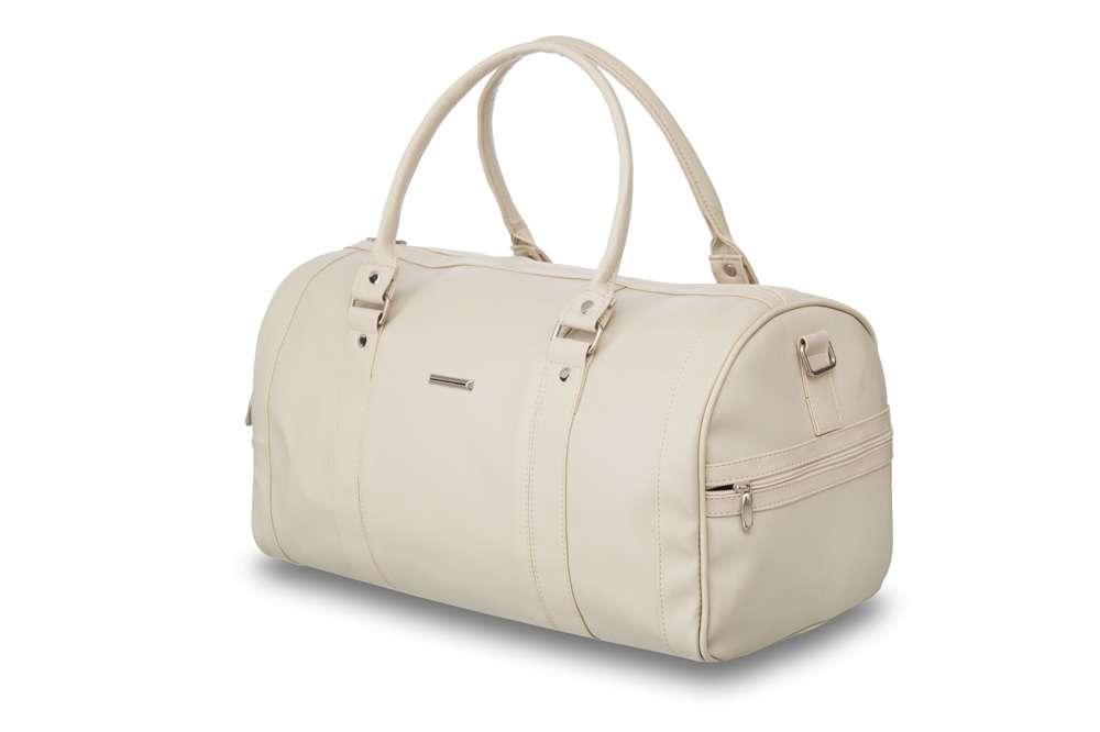 Dámská elegantní cestovní taška Felice - Béžová