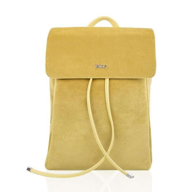 Dámský batoh Felice FB07 - Žlutý