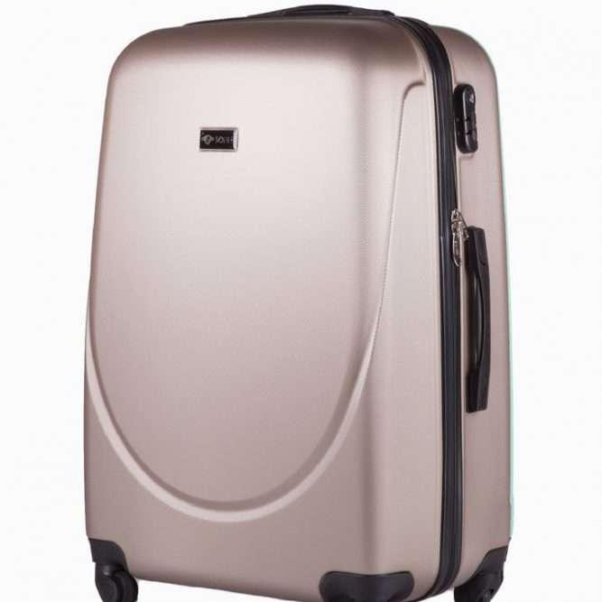 Solier cestovní kufr STL310 ABS CHAMPAGNE M