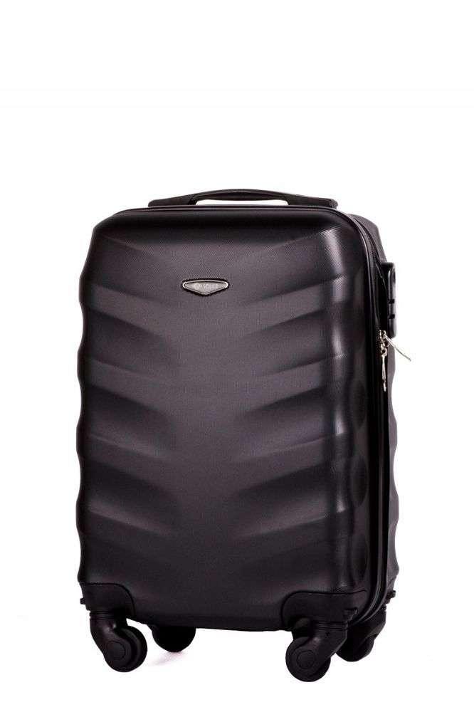 Solier cestovní kufr STL402 ABS BLACK XS